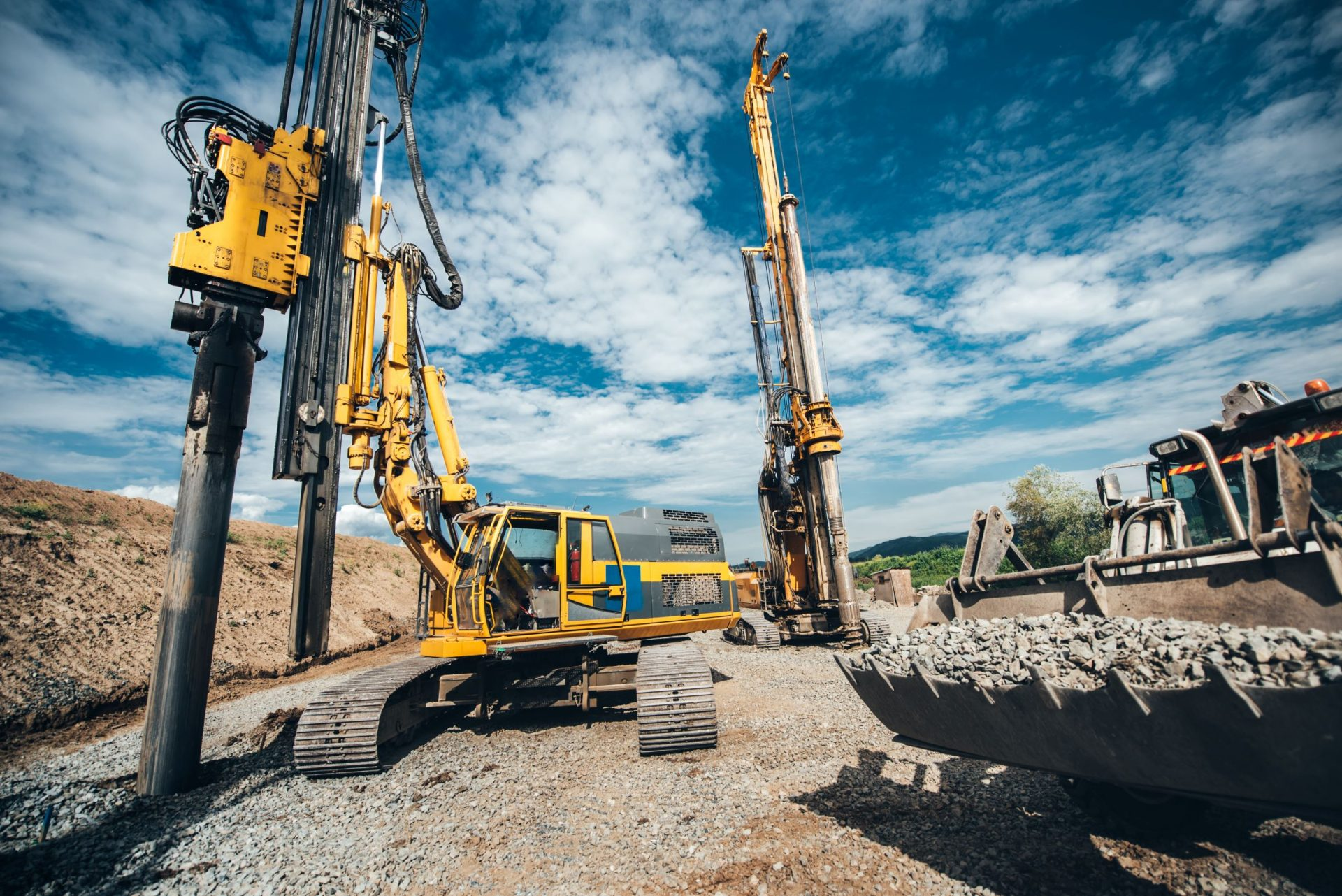 Geotechnical Drilling | PredictSite