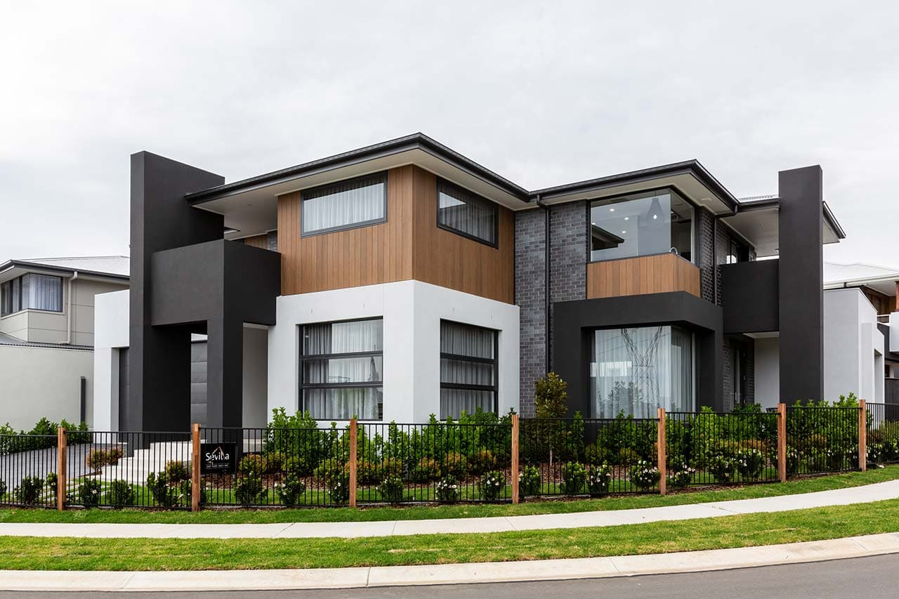 Luxury Home Builder Sydney PredictSite - Vogue Homes