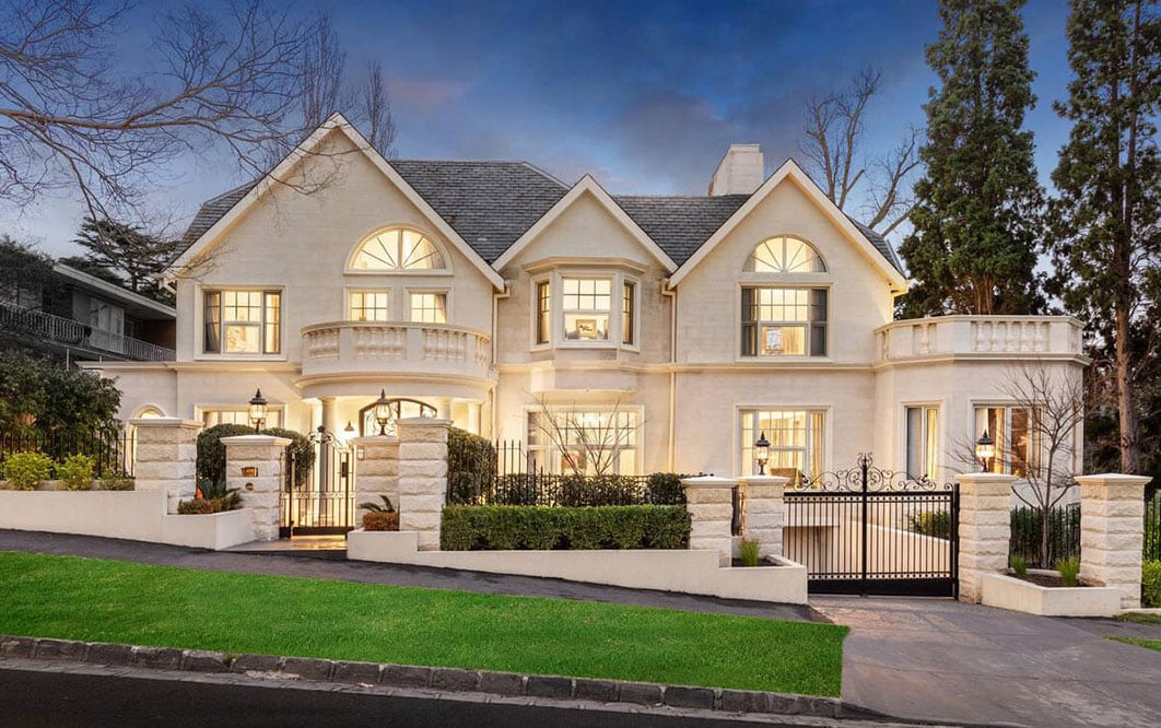Predictsite Top Luxury Homes Melbourne - Diamond Builders